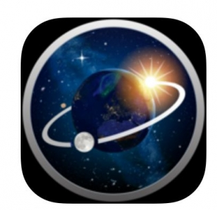 Cosmic-Watch app review: a fun cosmic watch and map to the stars